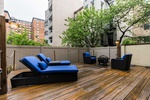 One Bedroom with Private Backyard in Hoboken